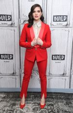 KATIE STEVENS at Build Series in New York 01/22/2020