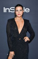 KATIE STEVENS at Instyle and Warner Bros. Golden Globe Awards Party 01/05/2020