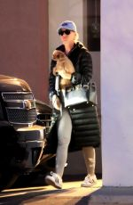 KATY PERRY Leaves Her Office in West Hollywood 01/13/2020