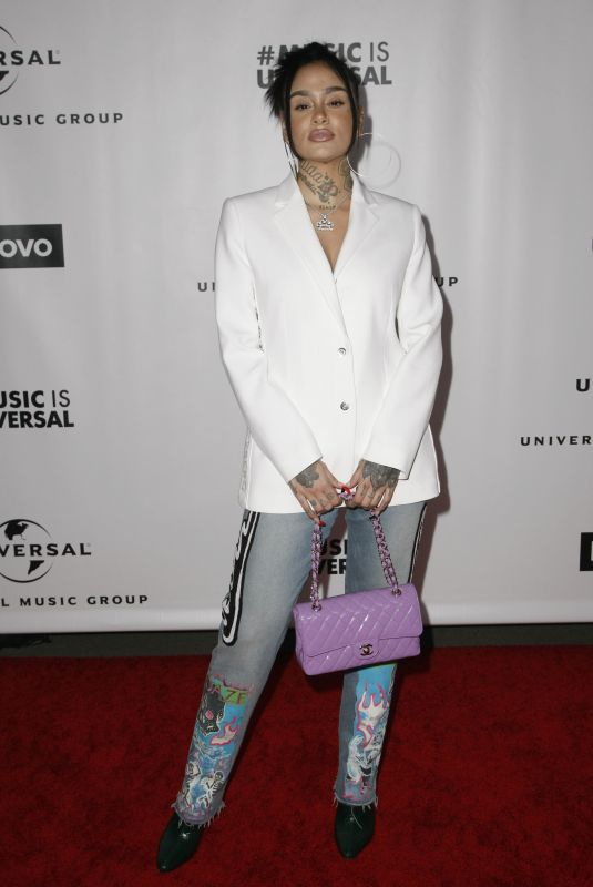KEHLANI at Universal Music Group's Grammy Awards Afterparty in Los Angeles 01/26/2020
