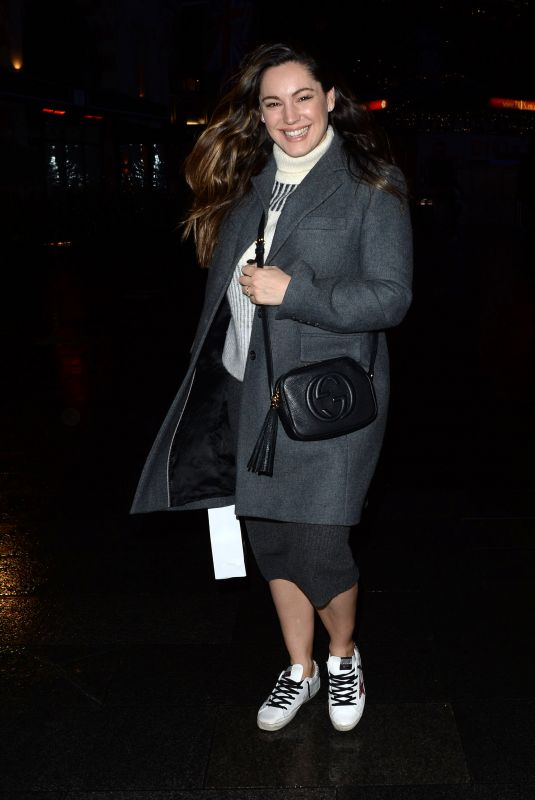 KELLY BROOK Night Out in London 01/06/2020