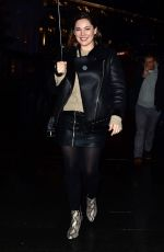KELLY BROOK Night Out in London 01/18/2020