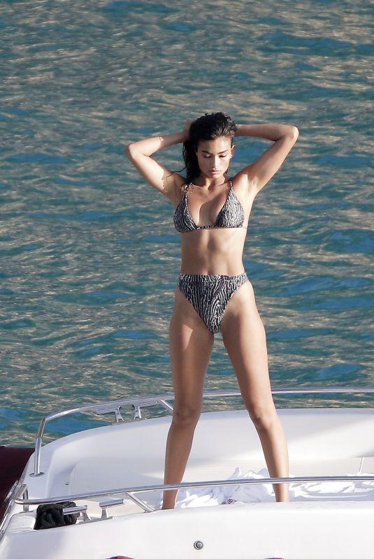KELLY GALE in Bikini at VS Photoshoot 01/26/2020