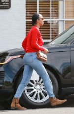 KELLY ROWLAND at Shani Darden Skin Care in West Hollywood 01/07/2020