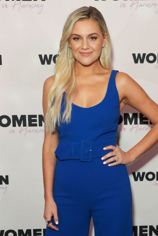 KELSEA BALLERINI at 3rd Annual Women in Harmony Luncheon in West Hollywood 01/24/2020