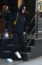KENDALL JENNER at Bubby