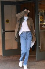 KENDALL JENNER Leaves a Pharmacy in Beverly Hills 01/10/2020