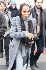 KERRY WASHINGTON Out at Sundance Film Festival in Park City 01/26/2020