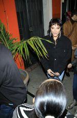 KESHA Leaves Vista Theatre in Los Angeles 01/14/2020