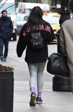 KESHA SEBERT Out and About in New York 01/07/2020