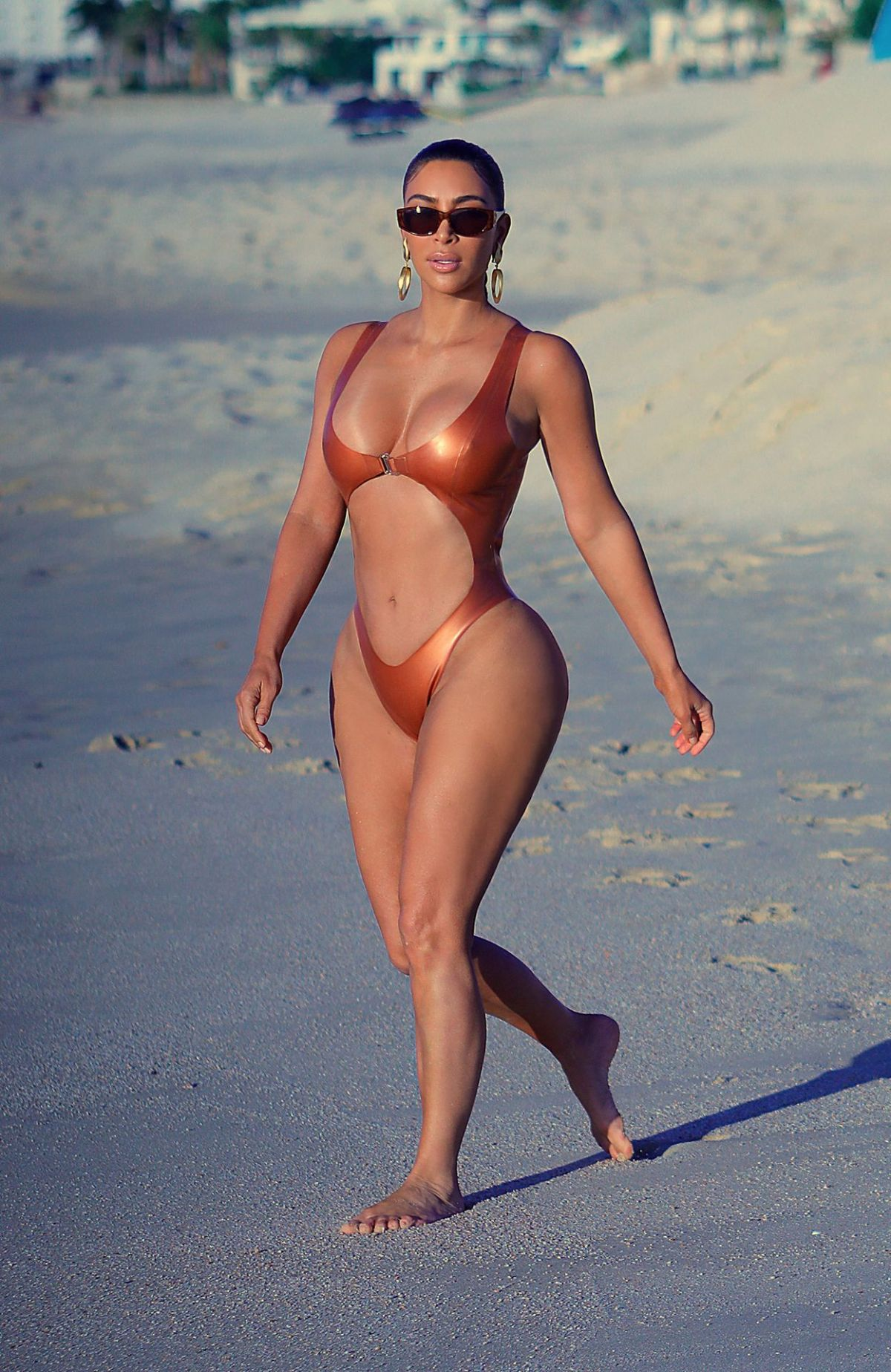Kim Kardashian Mexiko