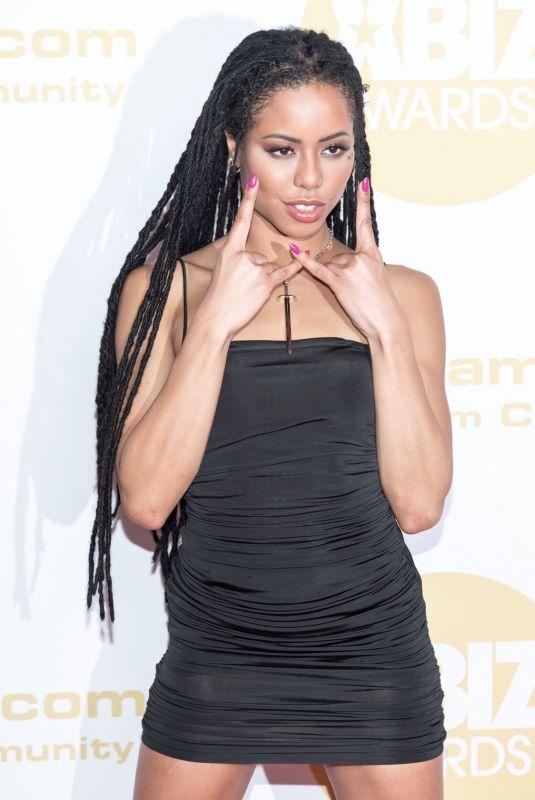 KIRA NOIR at 2020 Xbiz Awards in Los Angeles 01/16/2020