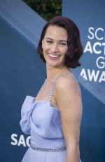 KRISTEN GUTOSKIE at 26th Annual Screen Actors Guild Awards in Los Angeles 01/19/2020