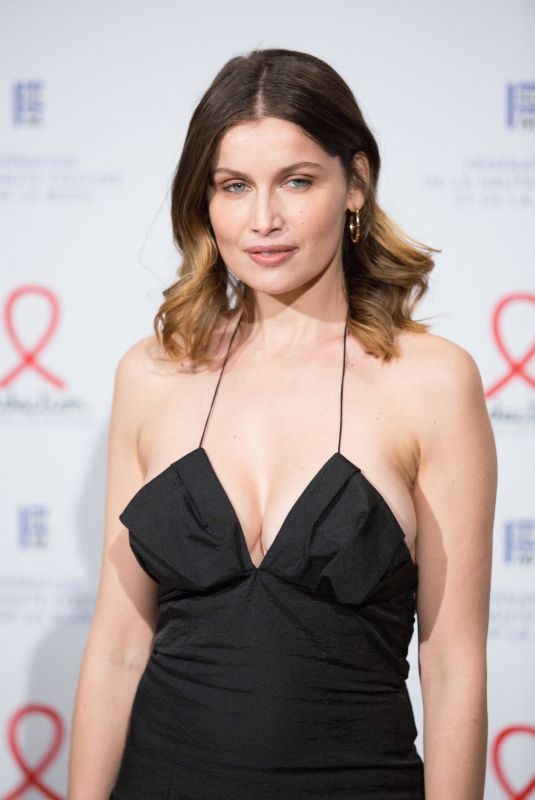 LAETITIA CASTA at 18th Fashion Dinner for Aids Sidaction Association in Paris 01/23/2020