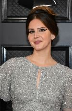 LANA DEL REY at 62nd Annual Grammy Awards in Los Angeles 01/26/2020