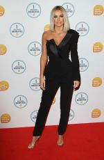 LAURA ANDERSON at Good Morning Britain 1 Million Minutes Awards in London 01/23/2020