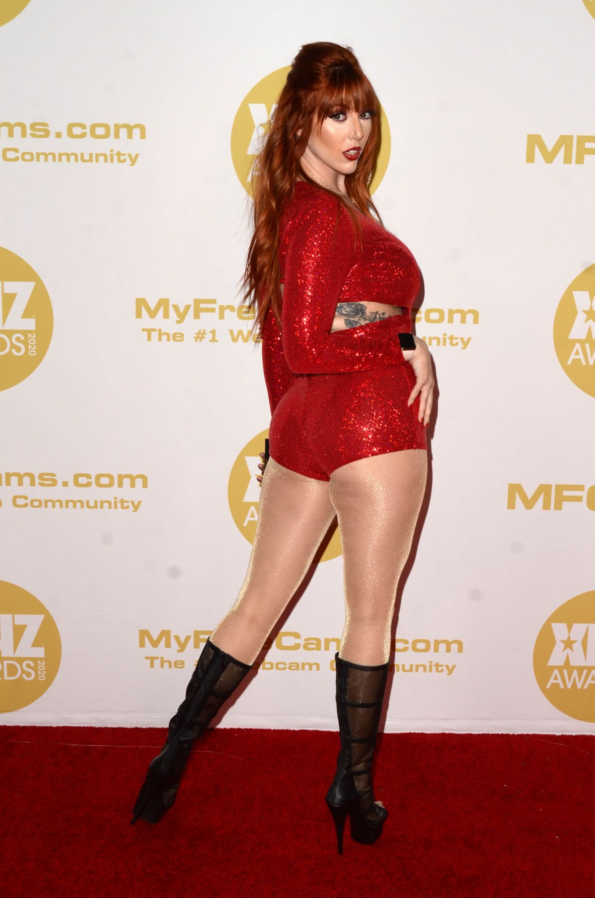 Lauren Phillips At 2020 Xbiz Awards In Los Angeles 01 16