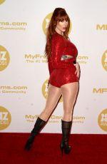 LAUREN PHILLIPS at 2020 Xbiz Awards in Los Angeles 01/16/2020