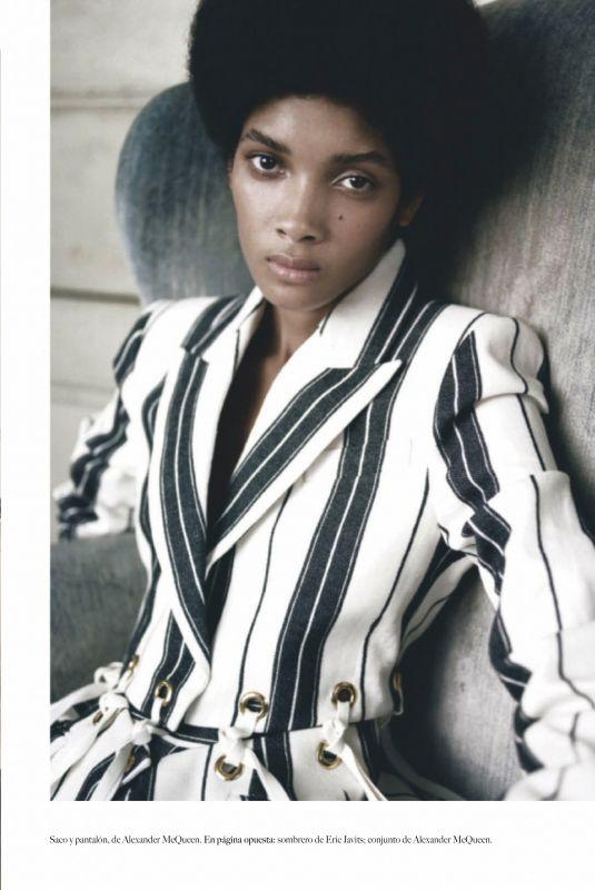 LICETT MORILLO for Vogue Magazine, Latinoamerica January 2020