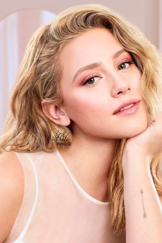 LILI REINHART for CoverGirls Campaign, 2020