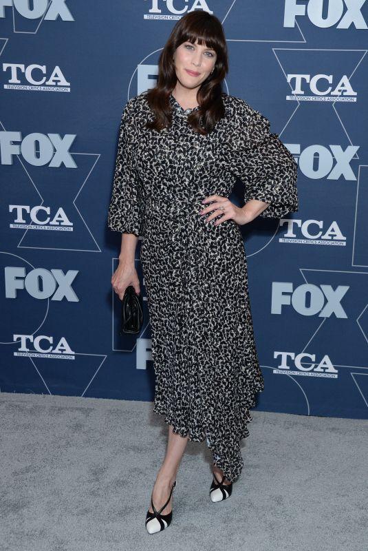 LIV TYLER at 2020 Fox Winter TCA All Star Party in Pasadena 01/07/2020
