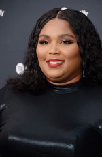 LIZZO at Spotify Hosts Best New Artist Party in Los Angeles 01/23/2020
