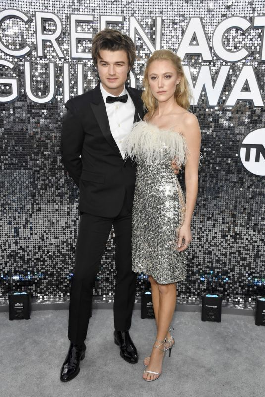 MAIKA MONROE at 26th Annual Screen Actors Guild Awards in Los Angeles 01/19/2020