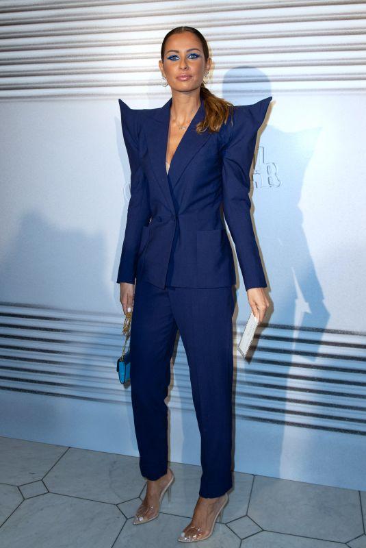 MALIKA MENARD at Jean-Paul Gaultier Show at Paris Fashion Week 01/22/2020