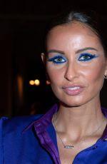 MALIKA MENARD at Zuhair Murad Haute Couture Spring/Summer 2020 Show at PFW in Paris 01/22/2020