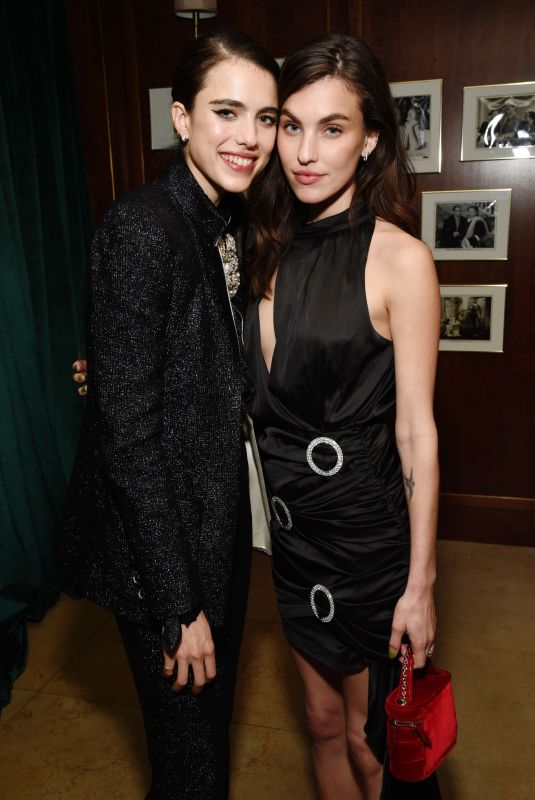 MARGARET QUALLEY at Netflix SAG Awards After-party in Los Angeles 01/19/2020