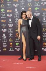 MARIA LUISA MAYOL at 34th Goya Cinema Awards 2020 in Madrid 01/25/2020