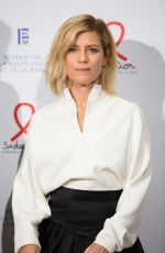 MARINA FOIS at 18th Fashion Dinner for Aids Sidaction Association in Paris 01/23/2020