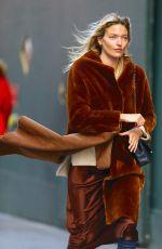 MARTA HUNT Opening Bell of Nasdaq for New York Fashion Week 01/27/2020