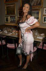 MAYA JAMA at British GQ Dinner at London Fashion Week 01/06/2020