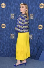 MEG DONNELLY at ABC Television Winter TCA Press Tour in Pasadena 01/08/2020
