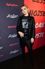 MEG DONNELLY at Less Noise, More Music! Lucky Brand Presents Third Eye Blind + Special Guest in Los Angeles 01/23/2020