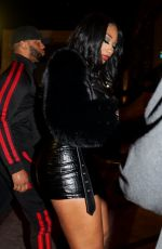 MEGAN THEE STALLION  Night Out in Hollywood 01/24/2020