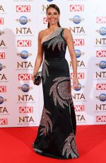 MELANIE SYKES at National Television Awards 2020 in London 01/28/2020