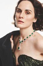 MICHELLE DOCKERY im Tatler Magazine, UK February 2020
