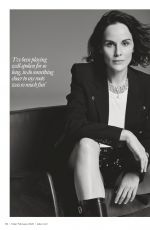 MICHELLE DOCKERY in Tatle Magazine, UK February 2020