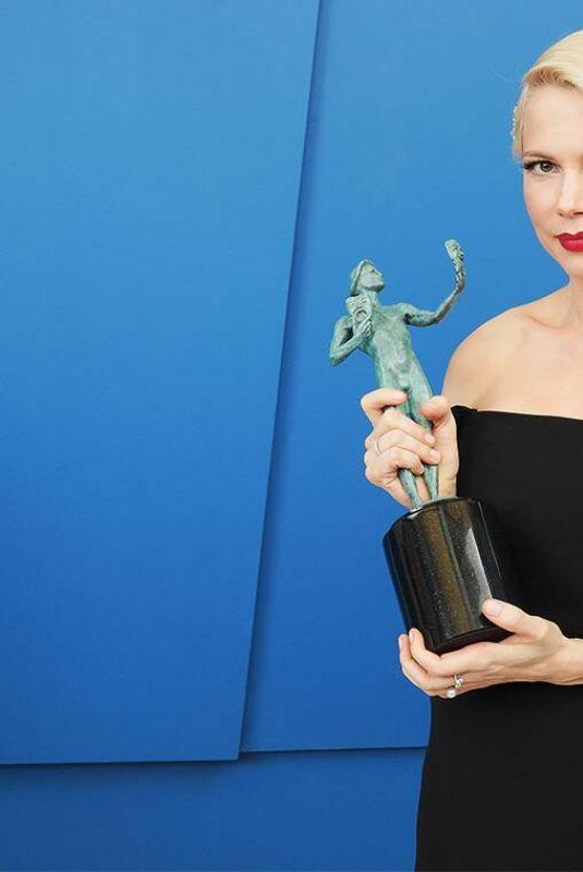 MICHELLE WILLIAMS – Screen Actors Guild Awards Portrait, January 2020