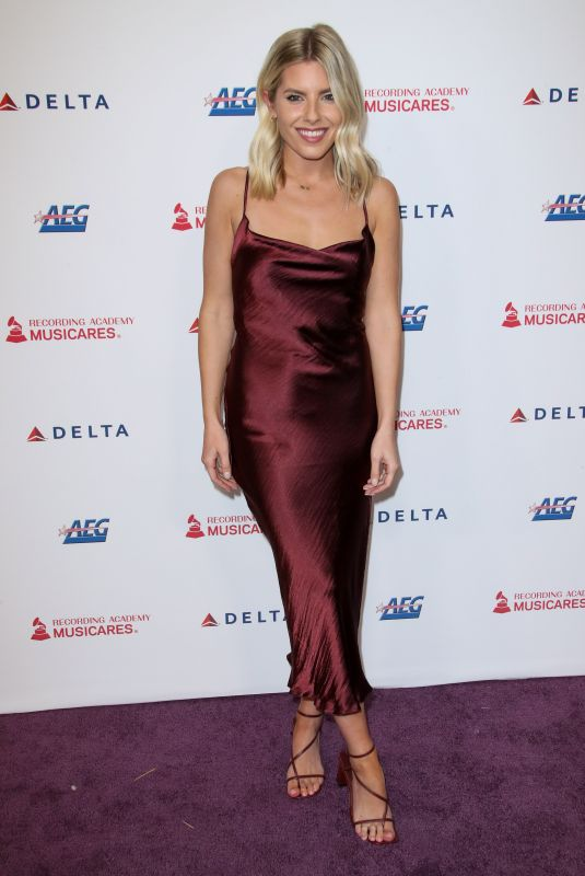 MOLLIE KING at 2020 Musicares Person of the Year Honoring Aerosmith in Los Angeles 01/24/2020