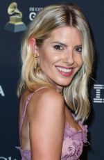 MOLLIE KING at Recording Academy and Clive Davis Pre-Grammy Gala in Beverly Hills 01/25/2020