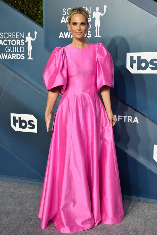 MOLLY SIMS at 26th Annual Screen Actors Guild Awards in Los Angeles 01/19/2020