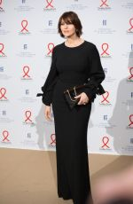 MONICA BELLUCCI at 18th Fashion Dinner for Aids Sidaction Association in Paris 01/23/2020