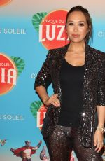 MYLEENE KLASS at Cirque Du Soleil Luzia Premiere at Royal Albert Hall in London 01/15/2020