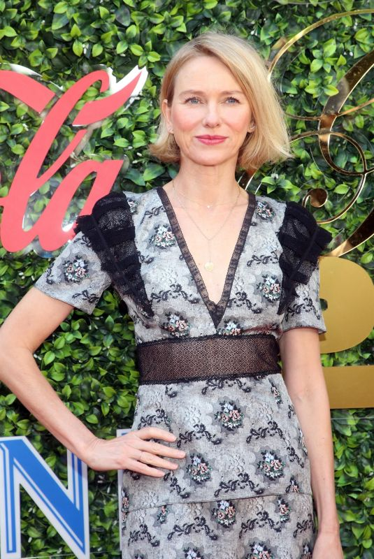 NAOMI WATTS at 7th Annual Gold Meets Golden in Los Angeles 01/04/2020