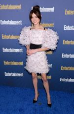 NATALIA DYER at Entertainment Weekly Pre-sag Celebration in Los Angeles 01/18/2020
