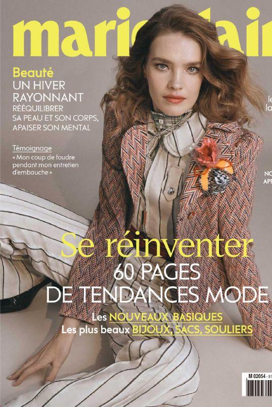 NATALIA VODIANOVA in Marie Claire Magazine, France February 2020