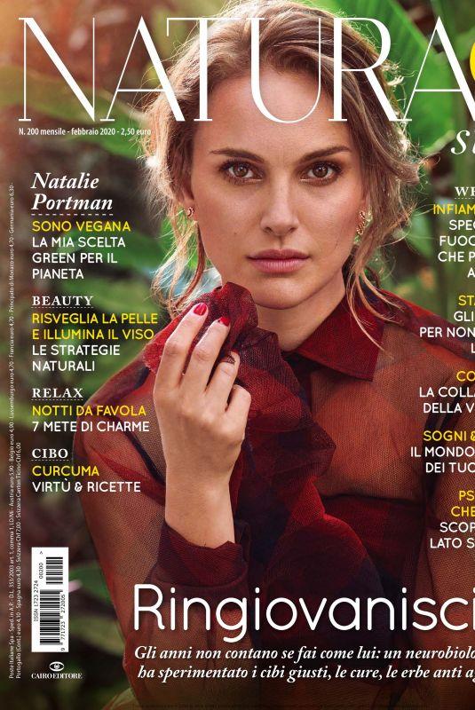 NATALIE PORTMAN in Natural Style Magazine, February 2020